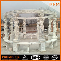 PFM Chinese handmade vivid villa sculpture eagle statue for sale for hotel&villa project design