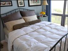 5% White Duck/Goose down Quilt/ Comforter/duvet