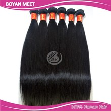 100% brazilian remy human hair weave, packaging for hair extensions