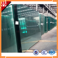 clear glass panel sizes