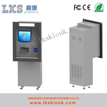 Pago machine venta kiosco investigación sistema con tarjeta inalámbrica