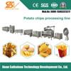 automatic potato chip frying machine