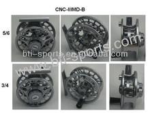 Medium resistance numerical control fly fishing gear (a)