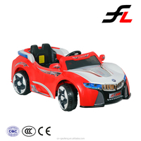 Zhejiang supplier super quality competitive price plastic electric motor car for children