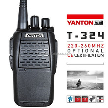 Portable walky talky interphone ce Approve (YANTON T-324)