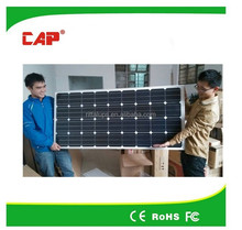 Factory price 100w-300w solar panel, solar panel price, solar panel system