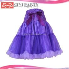 blue tutu skirt Restaurant Table Skirt