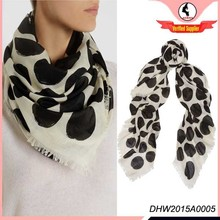 2015 Hot selling new design fashion scarf