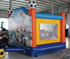 2014 High quality & Hot selling soccer inflatable bouncer for kids and adults
