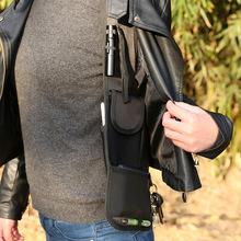 N302 Anti-Theft hidden underarm bag tactical shoulder bag holster black