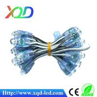 High light Waterproof 12mmOutdoor IP68 DMX Addressable WS2801/2811/ 6803 LED Pixel Light