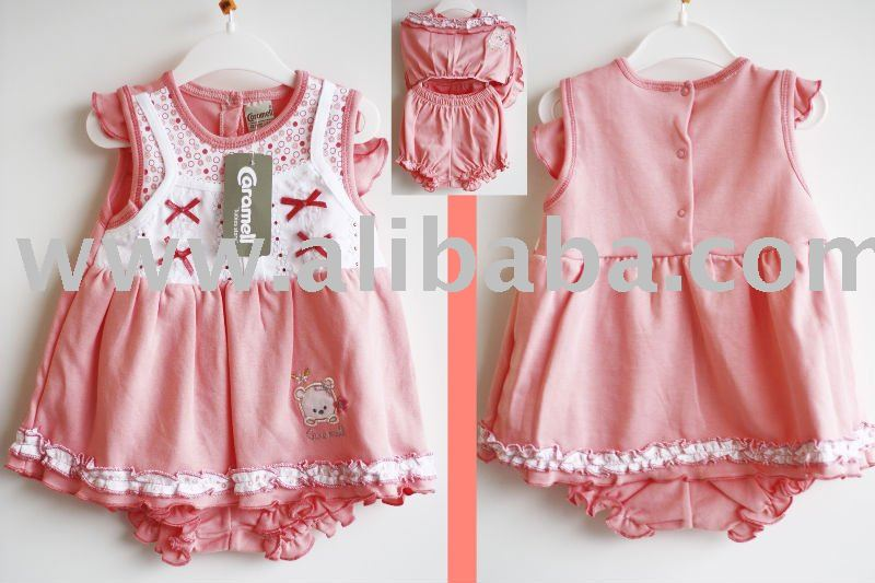 vestiti del bambino