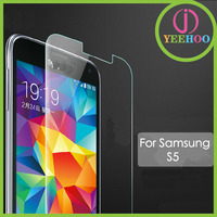 2.5D curved edge tempered glass clear screen protector for Samsung galaxy S5