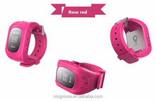 New Mini GPS watches and app for tracking children kids gps watch gps watch personal locator pet tracker