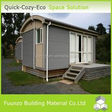Environmental Friendly Prefab Asian Wood Log Cabin House