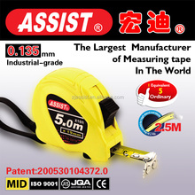 abs case long measuring tape promotional stainless customized metric inch measuring tape measure