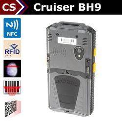 HL210 Cruiser BH9 industrial rfid reader wifi with 1GB+4GB 4.3 inch GSM