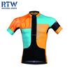 Top grade professional custom printed cycling jersey