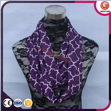 Multifunctional QUATREFOIL Breastfeeding scarf Spandex / Cotton Material