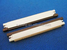 0.5mm Pitch Height 1.2m Pin FFC/FPC Connector With Zif Type