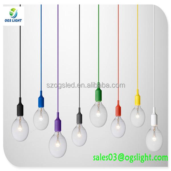 Limpar vidro pingente luzes / forma bola moderna luminária-Lustres de teto-ID...