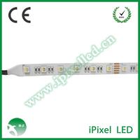 Good quality single color led strip for decoration or signboard dc12v