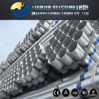 Hot Dip Galvanized Steel Pipe for Fence Post