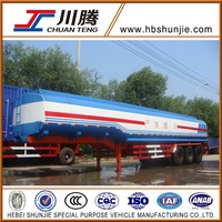 Fuel tanker truck semi trailer for sale