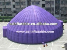 2012 HOT inflatable dome tent house/dome tent