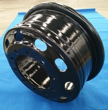 chinese steel wheel rims 8.50-24 for tractor