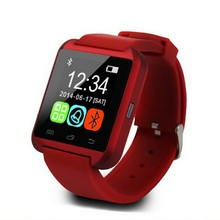 2015 New Bluetooth 4.1 Smart Watch phone for IOS &android ,OEM Multifunction Smart Watch SMS Compass Pedometer smartwatch u8