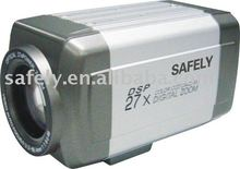 420 TV lines Sharp CCD DSP zoom camera low illumination