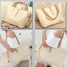 Women PU Leather Tote Shoulder Bags Hobo Wholesale Handbags Ladies 2015 Satchel Messenger bag Purse