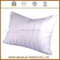 washed white wholesale feather sleeping pillow