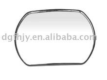 Car blind spot convex mirror, blind mirror car