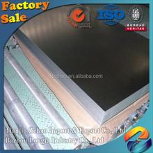 Build Materials Hot Dipped Galvanized Sheet Metal Flat Sheets