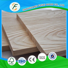 Chile radiata pine finger joint wood board