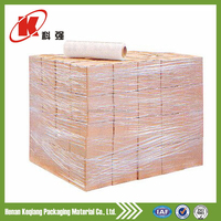 Excellent quality plastic stretch film wrapping machine