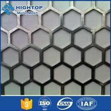 perforated metal aluminum mesh speaker grille