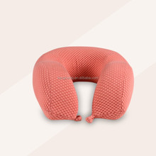 Fashion U-shape Travel Neck Pillow, Rest Airplane Travel Pillow