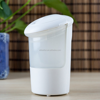 GH2120- Strong Mist USB /CAR Ultrasonic fragrance oil Diffuser with two modes of mist duration