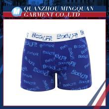 top quality cotton men boxer briefs underwear