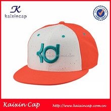 two tone custom embrodery logo snapback hat manufacturer