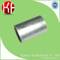 Cable management galvanized electrical hose wire conduit nipple