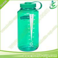 500ml/600ml/800ml/1000ml Eastman 750ml plastics sport water bottles with sipper straw cap with loop