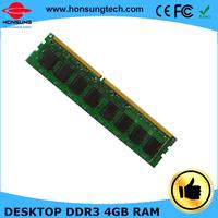 Desktop ram memoria DDR3 8GB 1333MHZ PC3-10600 DIMM Bulk memory RAM