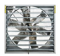 HS 50 inch axial livestock centrifugal fan/ wall exhaust fan in china