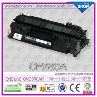ASTA Brand CF280A Original Quality Compatible For HP 80A Toner Cartridge