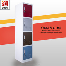 Cheap metal storage cabinet industrial metal storage cabinets 4 door ikea locker furniture