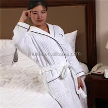 Cialda accappatoio/100% cotone accappatoio hotel